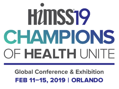 HIMSS19 Banner